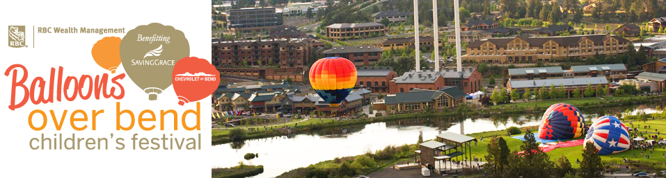 Ballons Over Bend   A Stone's Throw Bungalow vacation rentals